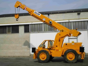 Galion 150FA 15 ton crane